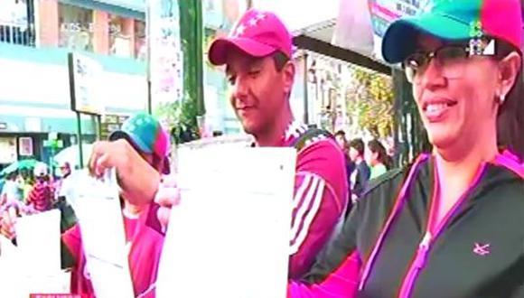 """Gracias por tomarnos en cuenta para este Censo 2017"", dijeron venezolanos."