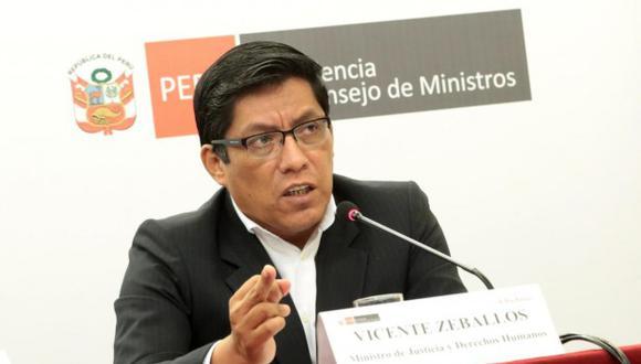 Zeballos advirtió que el Ministerio Público investiga el presunto pago de coimas de Odebrecht en el Gasoducto Sur. (Foto: GEC)