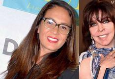 """Yolanda Andrade insiste que hubo boda con Verónica Castro: """"Hay fotos y videos"""""""