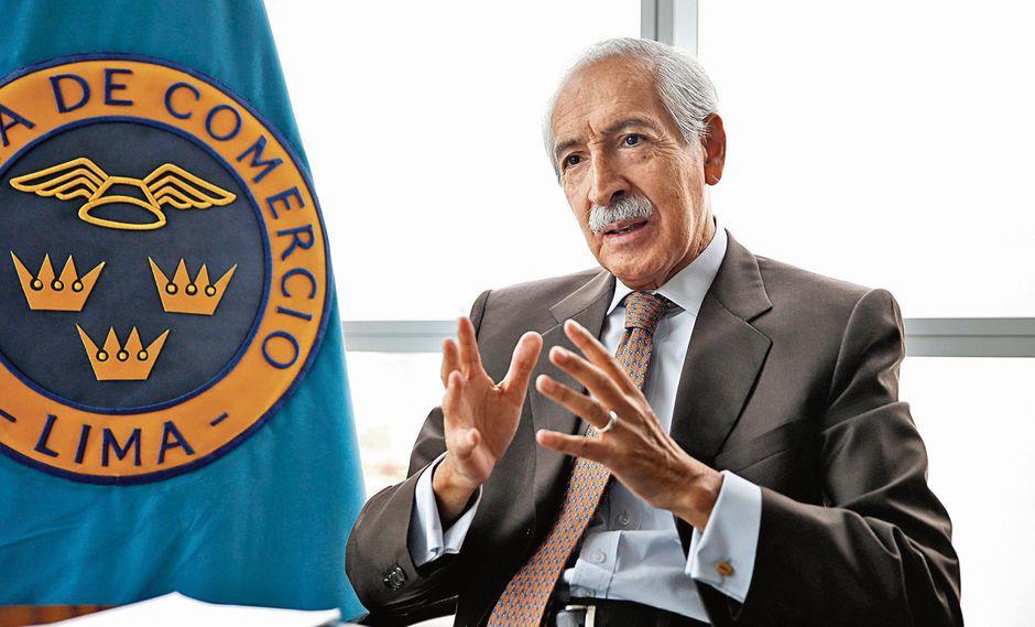 Optimismo. Presidente de la CCL proyecta que Cusco sea sede del segundo aeropuerto internacional. (Manuel Melgar)