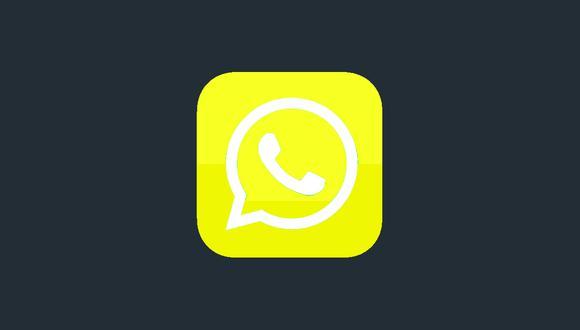¿Quieres cambiar el color del ícono de WhatsApp de manera legal? Usa este truco ahora mismo. (Foto: WhatsApp)