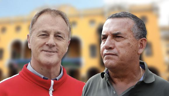 Entre el 'Colorao' y el 'Capitán Arturo'