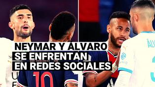 PSG vs. Olympique Marsella: Neymar y Álvaro González vuelven a enfrentarse en redes sociales