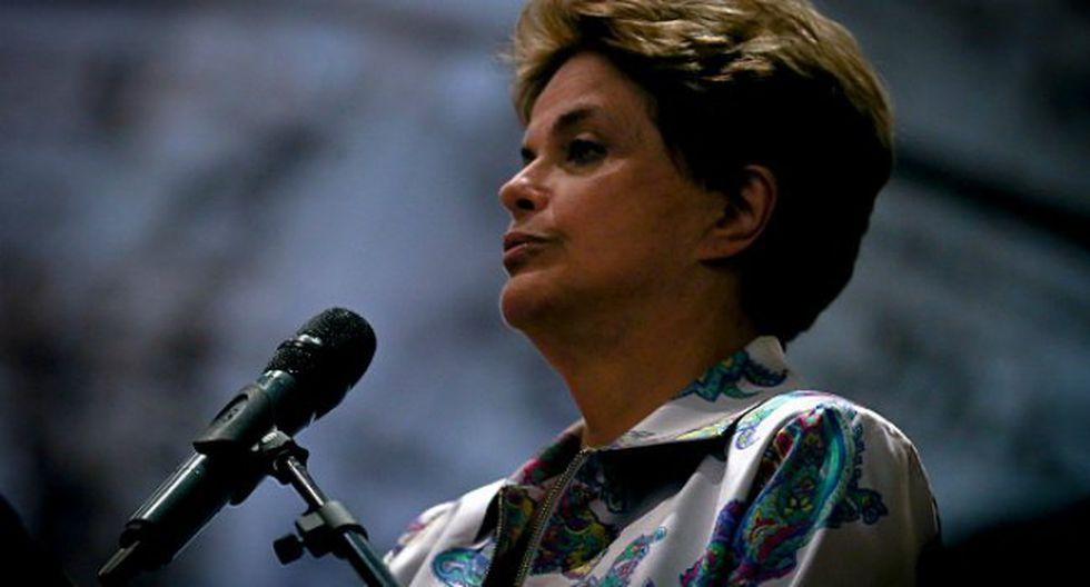 """""""Nadie en Brasil sabe sobre todos los casos de corrupción que hay aún hoy"""", dice la ex mandataria."""