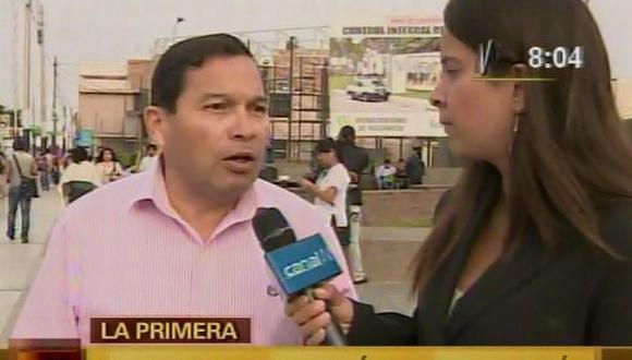 Callao suspendería licencia de circulación a empresa Orión. (Canal N)