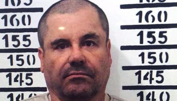 """El Chapo ha perdido mucho de su aura de implacable jefe narco, y espera su juicio """"tan esperanzado como puede estarlo"""", según su abogado. (Foto: EFE)"""