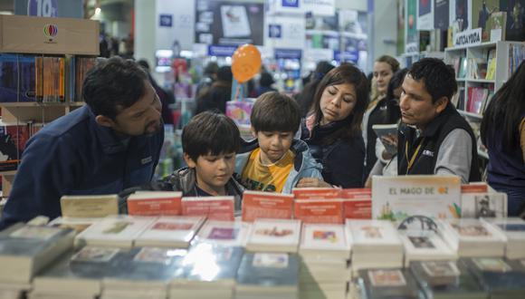 LaCámara Peruana del Libro se mostró conforme con el documento aprobado hoy en el Congreso. (Foto: GEC)