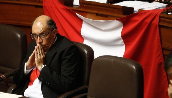 Edwin Donayre lleva casi 6 meses prófugo de la justicia. Hasta la fecha se desconoce el paradero del otrora parlamentario. (Foto: GEC)