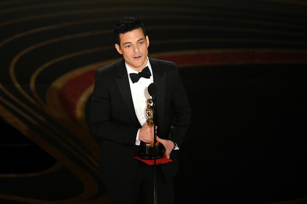 Interpretación de Freddie Mercury le valió al actor Rami Malek el Oscar a Mejor Actor. (Foto: AFP)