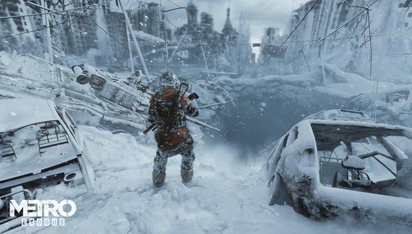 'Metro Exodus' llegará el próximo 15 de febrero a PS4, Xbox One y PC.