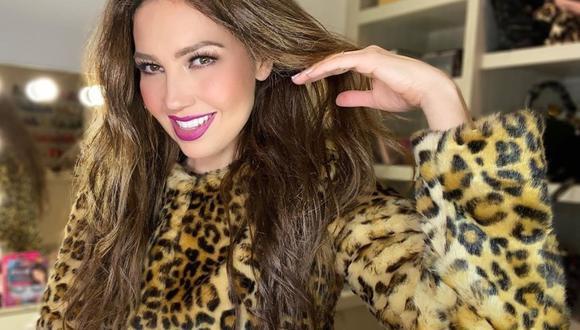 Thalía se desnuda para recrear a 'Marimar' en TikTok. (Foto: Instagram oficial)