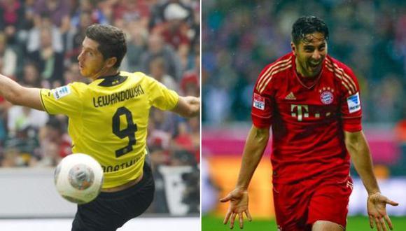 Claudio buscará su sexta Copa Alemana con el Bayern Munich. Lewandowski quiere vengar el 1-2 sufrido en la final de la Champions