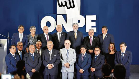 Rectores señalaron que elegirán a los mejores cuadros para la Junta Nacional de Justicia. (Perú21)