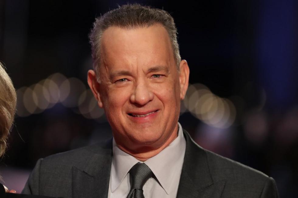 Tom Hanks en negociaciones para actuar en el filme biográfico de Elvis Presley (Foto: AFP)