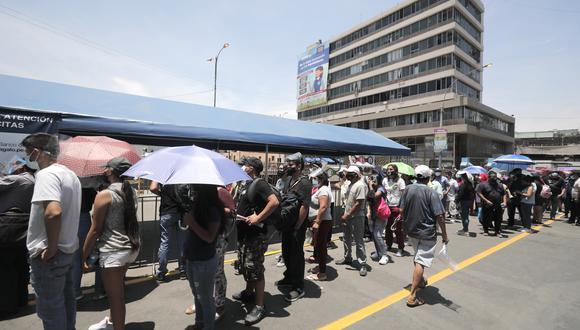 La premier Violeta Bermúdez dijo que el Perú aprecia la sugerencia del FMI pero que no será aplicada en el país.