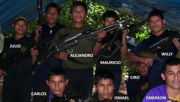 DE TEMER. Clan criminal domina cinco regiones en el VRAEM. (Difusión)