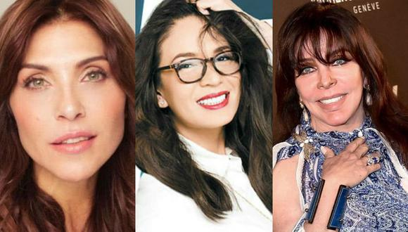 La actriz argentina aseguró que le consta el romance entre ambas.