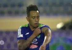 Christian Cueva anota de penal para el 4-2 de Al Fateh ante Al Hilal de André Carrillo | VIDEO