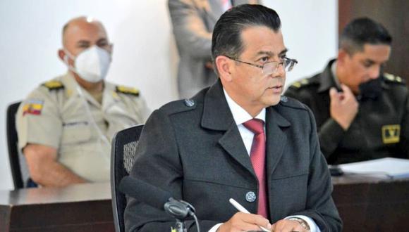 Ecuador: ministro de Gobierno renuncia tras sangrientas revueltas carcelarias. (EFE).