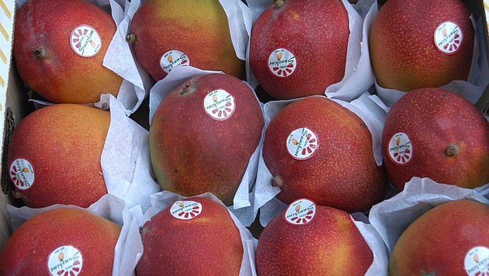 El mango es uno de los principales productos exportados. (USI)
