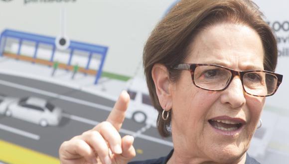 Susana Villarán admitió que su error más grave fue el permitir que empresas privadas financiaran su campaña. (Foto: GEC)
