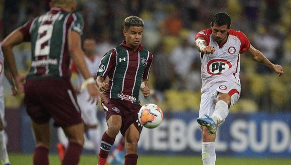 El duelo de ida de la serie quedó empatado 1-1 en el Maracaná. (Foto: AFP)