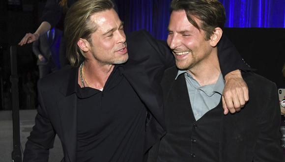 Brad Pitt: ¿cómo Bradley Cooper le ayudó a superar su adicción al alcohol? (Foto: People)