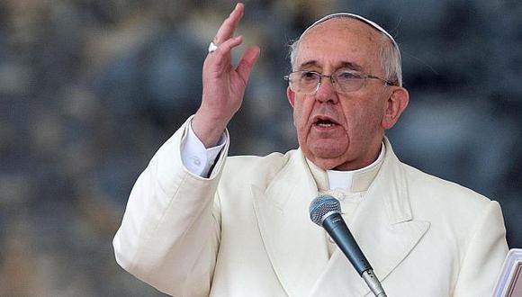 Papa Francisco ha asegurado que el banco Vaticano funcionará con transparencia. (EFE)