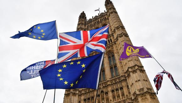 El ministro británico señaló que se debe asegurar que la economía de su país es protegida si no se logra un consenso. (Foto: AFP)