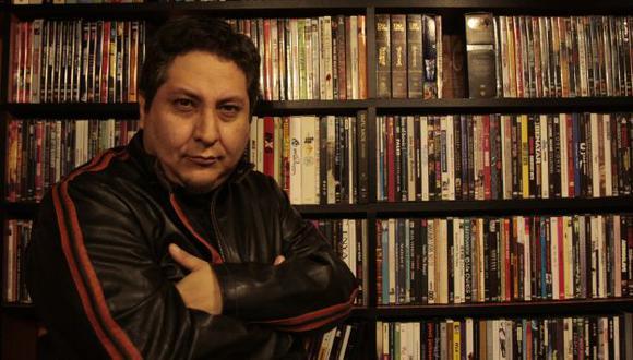 El videasta Percy Céspedez. (USI)