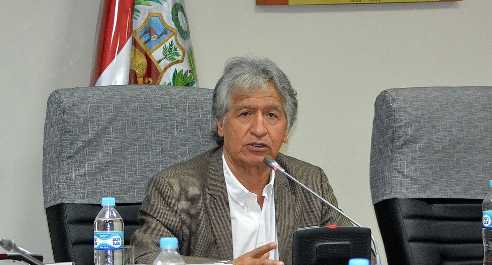 Virgilio Acuña indicó que continuarán con el proceso electoral al Congreso programado para enero del próximo año. (Foto: Congreso)