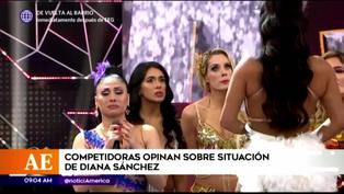 'Reinas del show' opinan sobre la salida de Diana Sánchez del programa