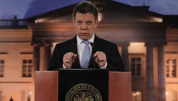 Santos lo anunció por Twitter. (Reuters)