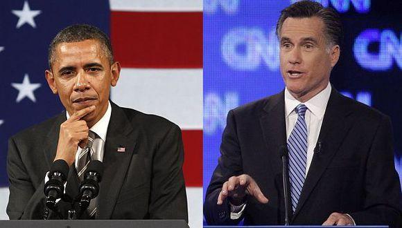 El argumento de que Romney es el único que puede ganarle a Obama va tomando fuerza. (Reuters/AP)