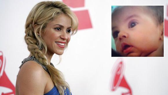 (Reuters/Twitter de Shakira)