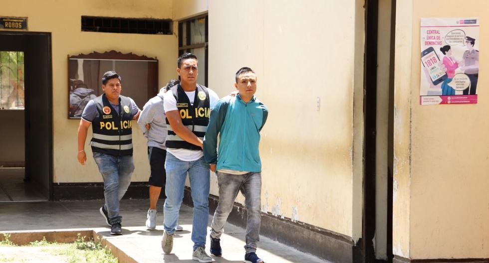Carlos Terán, alias 'Carlitos', está implicado en el robo a la casa del fiscal William Rabanal. (Alan Banites)