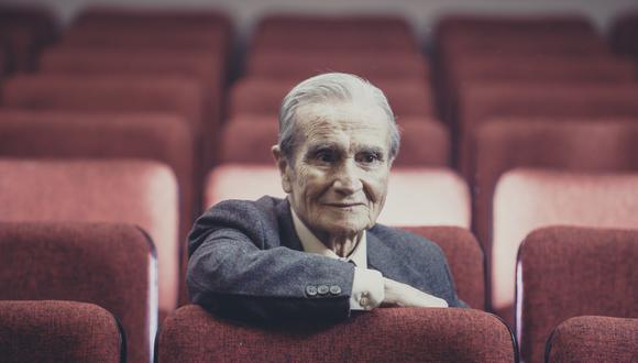 Carlos Gassols, patrimonio del teatro peruano.