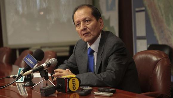 Jorge Merino presentará iniciativas. (USI)