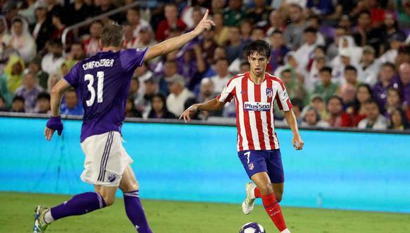 Atlético de Madrid vs. Leganés se miden por la Liga Santander. (Foto: AFP)