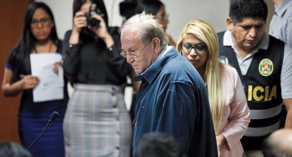Luis Nava afronta prisión preventiva por caso Odebrecht. Jorge Barata declaró haberle entregado US$ 4 millones. (Foto: GEC)