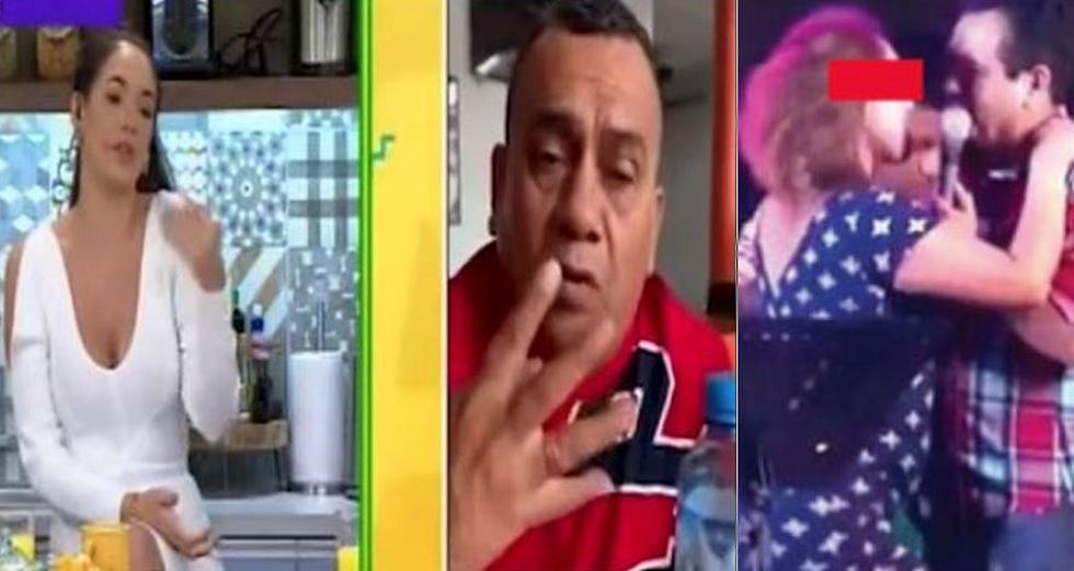 Jazmín Pinedo crítica a Tony Rosado por su falta de respeto a las mujeres y a ellas porque se lo permiten. (Captura)