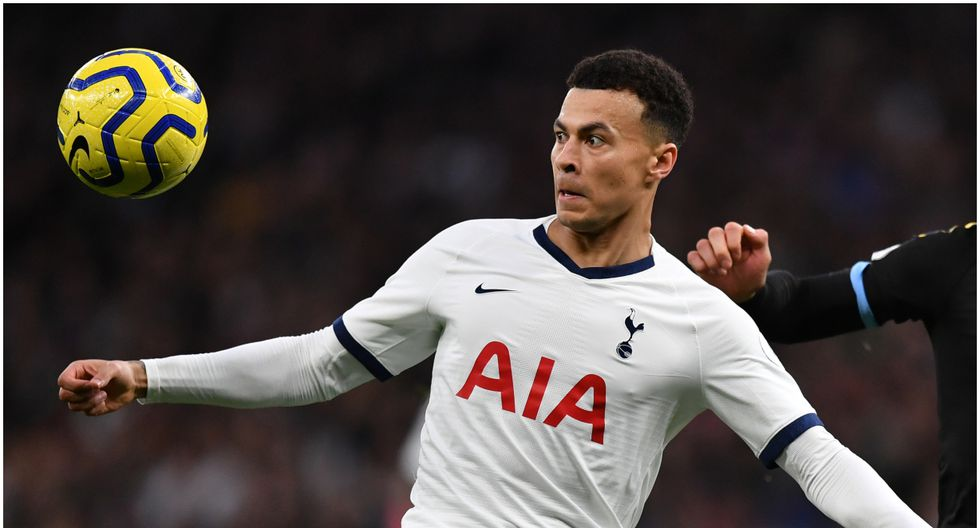 Edad 23: Dele Alli juega en Tottenham Hotspur y está valorizado en 97 millones de dólares (Foto AFP)