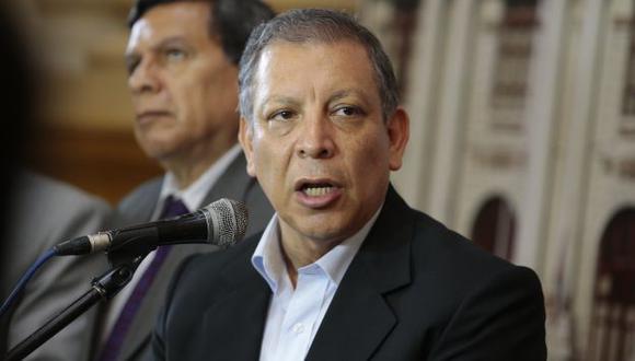 Asegura que Fuerza Popular busca poner de rodillas a PPK ante Keiko Fujimori. (Atoq Ramón)