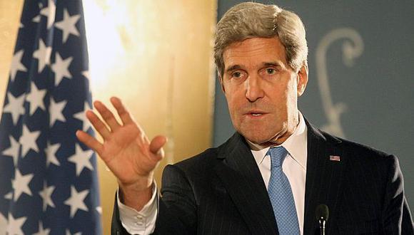 Declaraciones de John Kerry no fueron del agrado de autoridades sirias. (EFE)