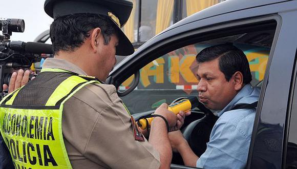 Las penas para los conductores ebrios también se endurecen. (USI)