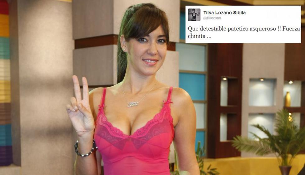Tilsa Lozano expresó su respaldo a Angie Jibaja tras las explosivas confesiones de su expareja en 'El Valor de la Verdad'. (USI)