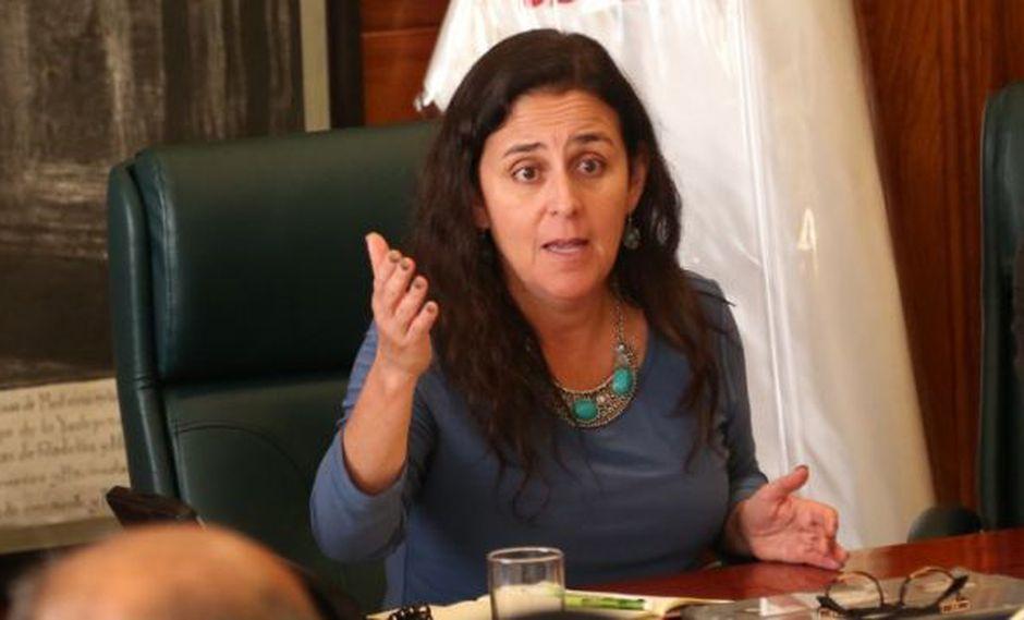 Ministra de Salud indicó que su cartera ya trabaja en el tema. (Marco del Río)