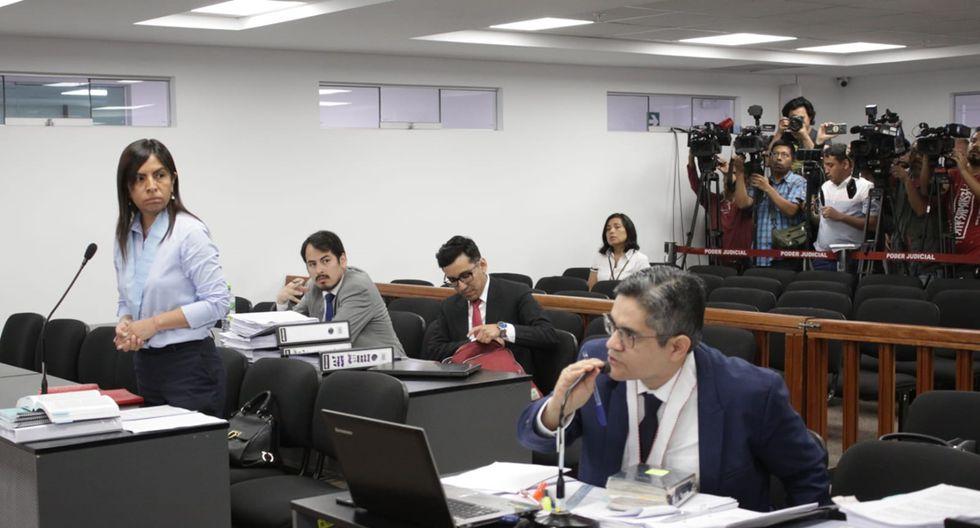 Audiencia prisión preventiva de Keiko Fujimori se reanudará este martes 14. (Foto: Poder Judicial)