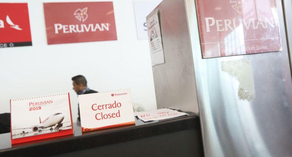 Peruvian Airlines fue sancionada con cuatro multas. (Foto: GEC)