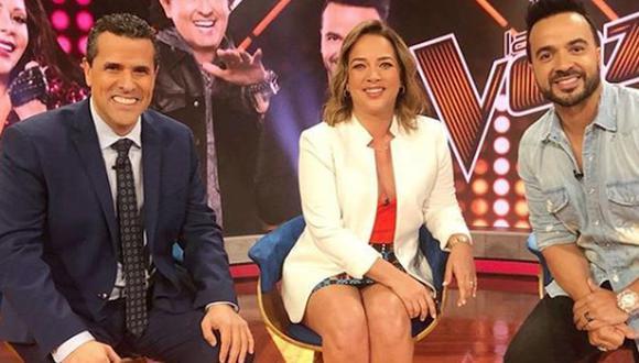 Adamari López y Luis Fonsi se reencontraron luego de nueve años de su divorcio. (Foto: Instagram)